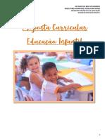 Proposta Curricular Ed. Infantil 2020-21