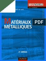 Michel Colombie-Materiaux Metalliques-Dunod (2008)