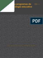 Neuropsicología y Programas de Intervención