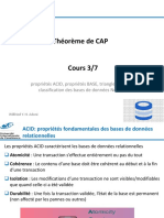 Theoreme CAP