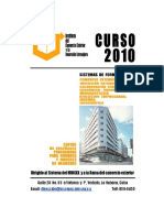 Libro de Los Cursos 2010