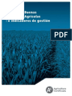 Manual de Buenas Prácticas Agrícolas e Indicadores de Gestión
