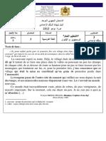 Examen-Regional-Français-collège3-2013-masa