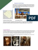REPORTAGE touristique Tlemcen 2as