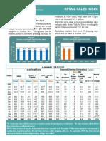 October 2020 Retail Sales Index