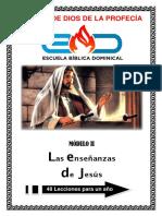 Módulo II Las Enseñanzas de Jesús