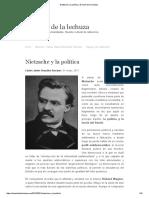 Nietzsche y La Política