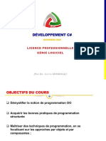 Cours ProgrammationC#2020 2021 IUC LPro