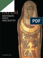 Fayum Misteriosi Volti Dall'Egitto - Susan Walker,