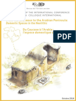 From the Caucausus to the Arabian Penindula. Domestic Spaces in the Neolitic