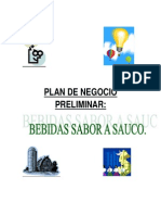 PLAN DE NEGOCIO SAUCO