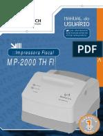 Manual MP2000TH