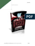 Amazing Card Magic Sample Trick.en.Es