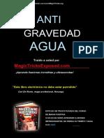 Anti Gravity Water LMT.en.Es