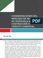 Evolución Del Mercado de Renta Fija en Venezuela