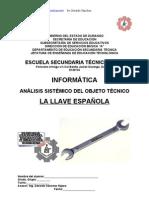 Análisis Sistémico de La LLAVE ESPAÑOLA