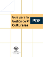 Guía Para La Gestión de Proyectos Culturales (1)