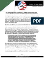 Wvcdl Nonparticipation White Paper