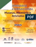 Anais Do 2o Seminario Internacional Muse
