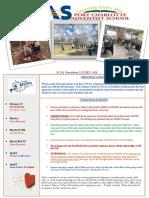 PCAS News Letter #18