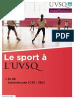programmation sport - 2020-2021- S2
