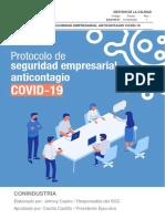 Protocolo de Seguridad Anticontagio Covid 19 Rev1.Doc