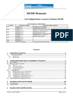 Guida MUDE FO - Modalità Attivazione e Configurazione V7
