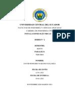 CODIGO DE COLORES RESISTENCIAS