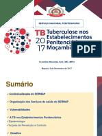 1_AnliCremilde_TuberculosenosEstabelecimentosPenitenciáriosemMoçambique_Plenaria6