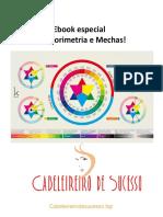 Ebook workshop colorimetria especial avançado