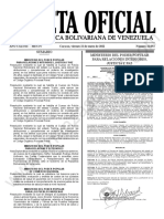 Gaceta Oficial N°42.053