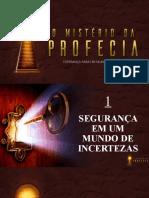 01ok -Mist Rio Das Profecias- Seguran‡a Em Um Mundo de Incertezas