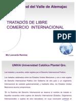 Tratados Internacionales XI