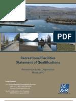 MacKay & Sposito, Inc. Recreation Planning SOQ