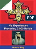Bey, Hamid - Los Años Precedentes a Mis 5000 Entierros-f