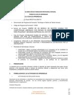 GUIA APRENDIZAJE  - VINCULAR A LAS PERSONAS SELECCIONADAS 2065118 69532