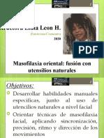 Masofilaxia Oriental Fusion Natural-1