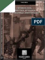 Criminologia Garantias, Derechos Humanos WAEL HIKAL