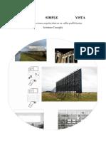 A simple vista-Guiños y lecciones arquitectónicas en vallas publicitarias