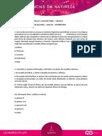 Aula 02 - Leonardo Fillipe - Quimica - C.Q. - Atomistica