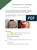 DIREITO PENAL III lesão corporal  art 129 CP