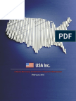 USA Inc. - A Basic Summary of America's Financial Statements