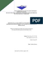 1era Monografia de Medicina Legal