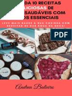 10 Receitas Deliciosas de Doces Com Óleos Essenciais (2)