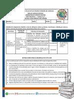 Guía 1 Sociales 6° y 7° 2021