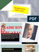 2 TRADICIONES PERUANAS
