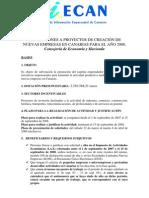 6. Subvención Siecan Nueva Empresa BUSCAR 2009 10