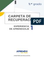 CARPETA INTEGRAL 1° SEC