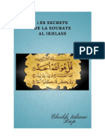 Les secrets de la sourate Al Ikhlass-converted 2