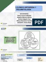 Caso Clinico de Ortopedia y Traumatologia